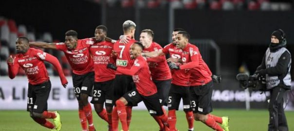 Guingamp, Monaco, French League Cup, final