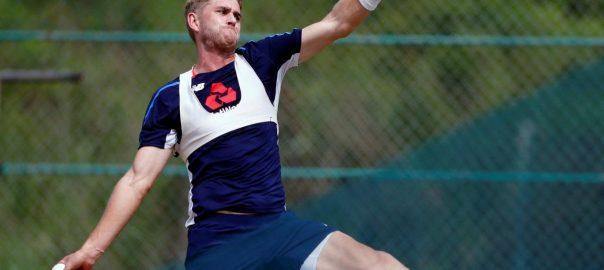 Stone, England, West Indies, back injury, ECB