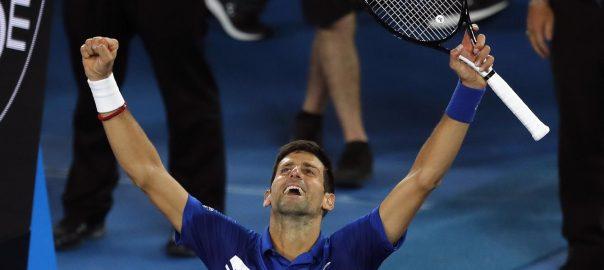 Djokovic, Pouille, Nadal, Australian Open, showdown