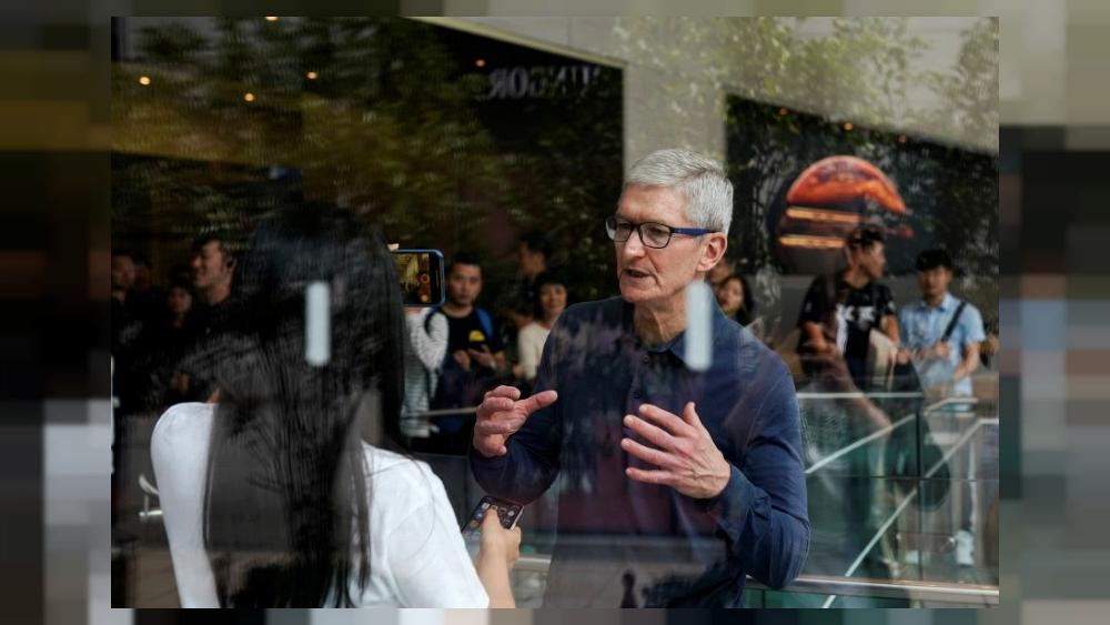 Trade war and 5G spell tough 2019 for Apple in China