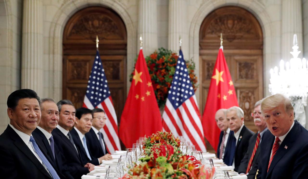 US demands regular review of China trade reform