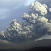 japan volcano evacuation Japan Meteorological Agency