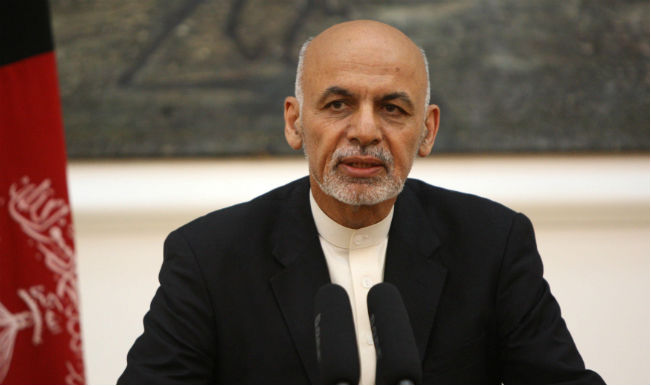 Afghan president offers Taliban local office