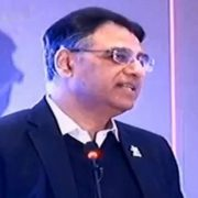 Asad Umar IMF FATF 92 News Finance Minister India