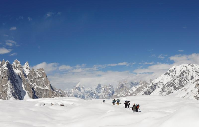 Thaw of Himalayas set to disrupt Asia's rivers, crops: study