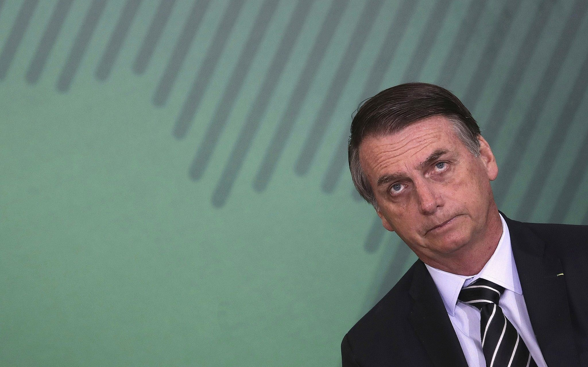 Brazil's Bolsonaro suffers first defeat in Congress