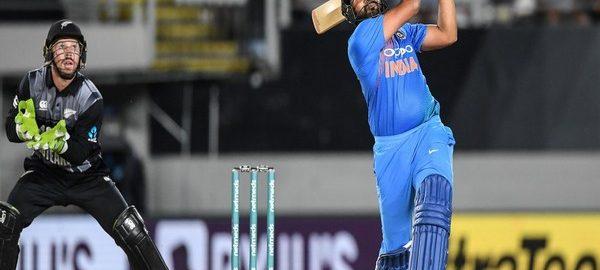 Rohit Sharma Shikhar Dhawan' second Twenty20 international Rishabh PanT