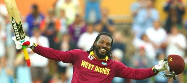 Chris Gayle ICC West Indies Universe Boss
