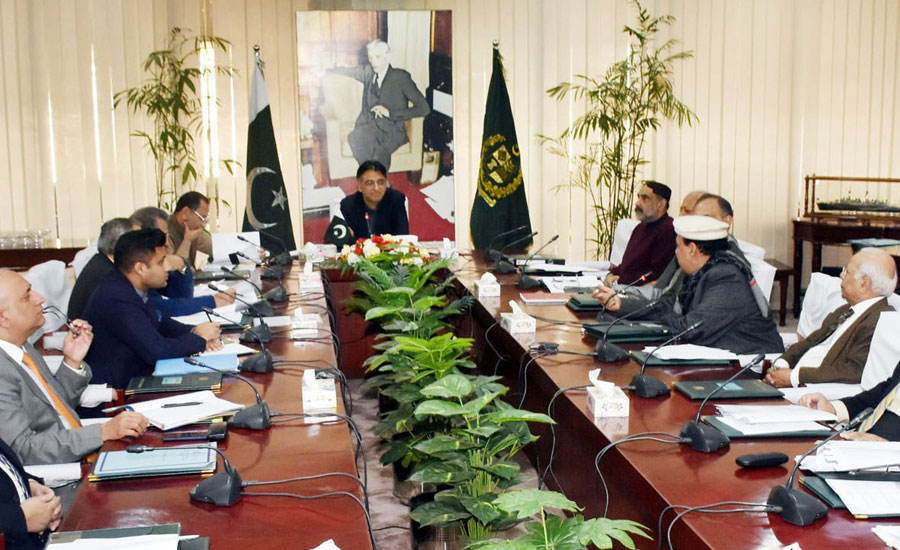 ECC reviews to boost employment for Pakistani workers abroad