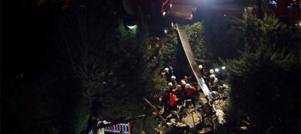 Four soldiers killed helicopter crash city governor Istanbul