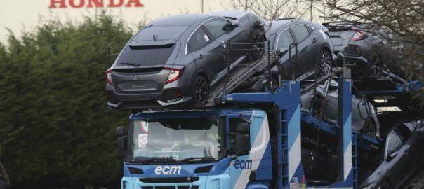 Honda UK car 3500 jobs