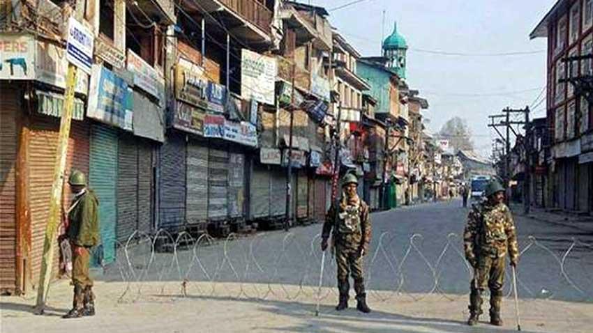 Shutdown in IHK as Indian forces continue crackdown on Hurriyat leaders
