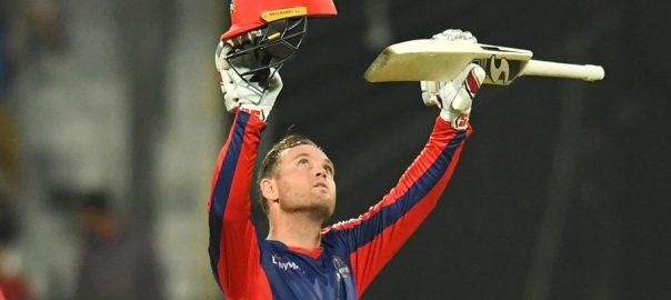 Ingram, Karachi Kings, six-wicket, Quetta Gladiators