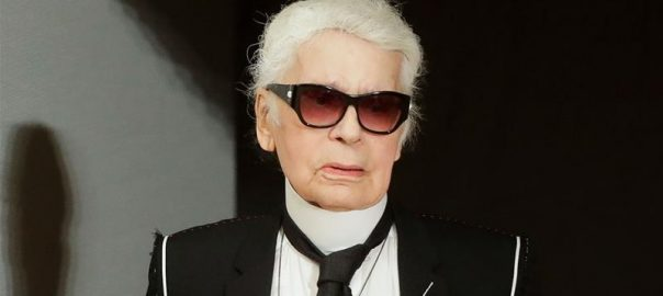 Karl Karl Lagerfeld Fashion creative genius
