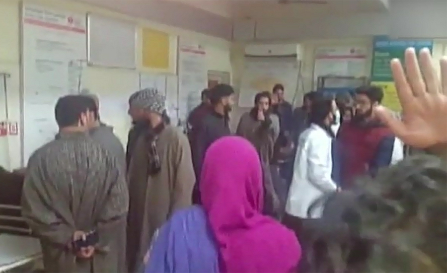 16 students injured in Pulwama school blast