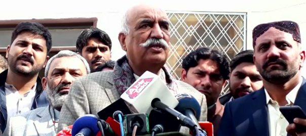 Nawaz Sharif, Khurshid Shah, NRO, system