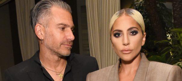Lady Gaga fiance Christian Carino Christian Carino