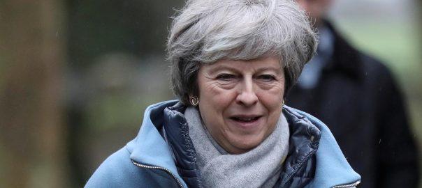 May, Brexit, debate, negotiating time