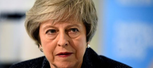 May, Brexit, deal, March 12