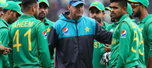 Mickey Arthur World Cup Squad Pakistan Head coach ICC PCB