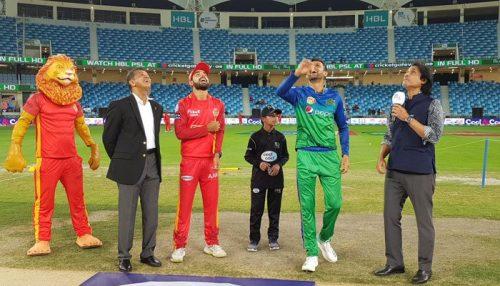 Multan Sultans Islamabad ISlamabad United Multan Sultans PSL PSL 2019