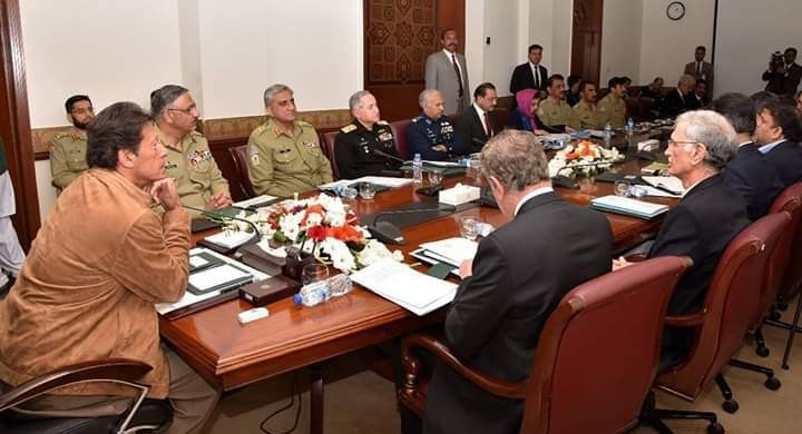 PM chairs National Command Authority meeting