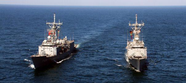 Pakistan, Turkey, bilateral, naval, drills 'TURGUTREIS-III'