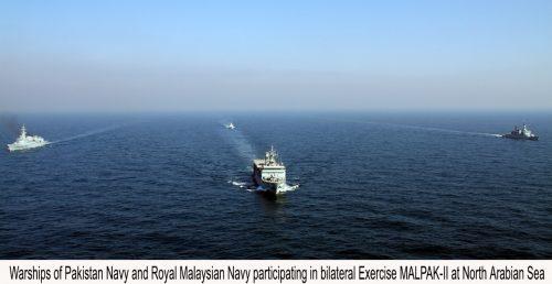 Pakistan, Royal Malaysian, Navy, bilateral, MALPAK-II