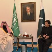 Saudi Crown Prince PM Imran KHan Imran Khan Mohammed bin Salman Saudi Arabia