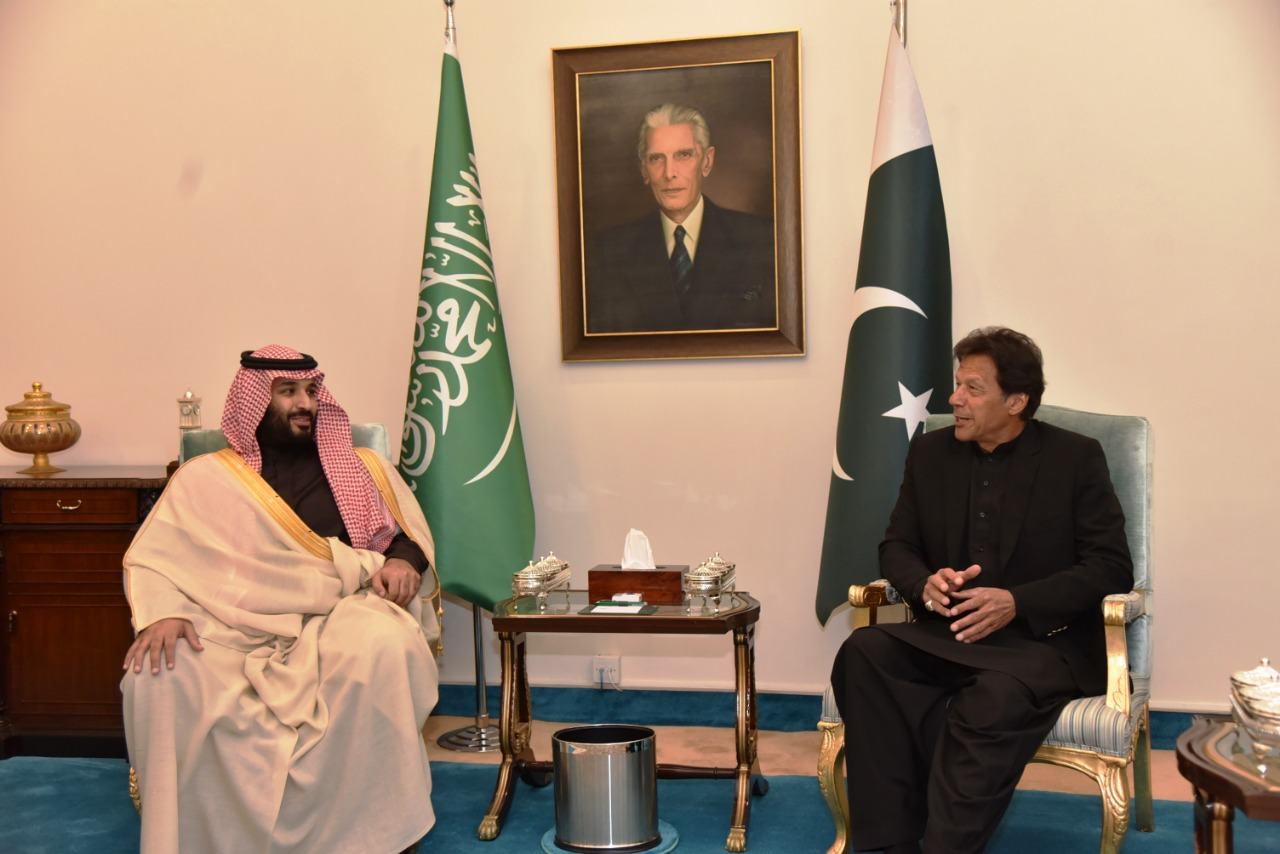 First phase of $20bn investment in Pakistan completed: Saudi prince