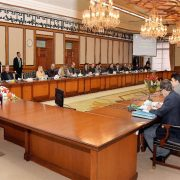 Federal, Cabinet, meets, today, discuss, 16-point, agenda