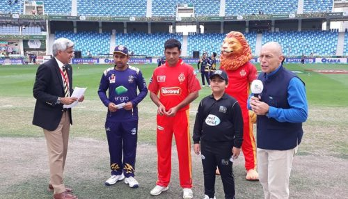 PSL PSL 4 PSL 2019 Points Table Quetta Gladiators Islamabad United Lahore Qalandars Peshawar Zalmi