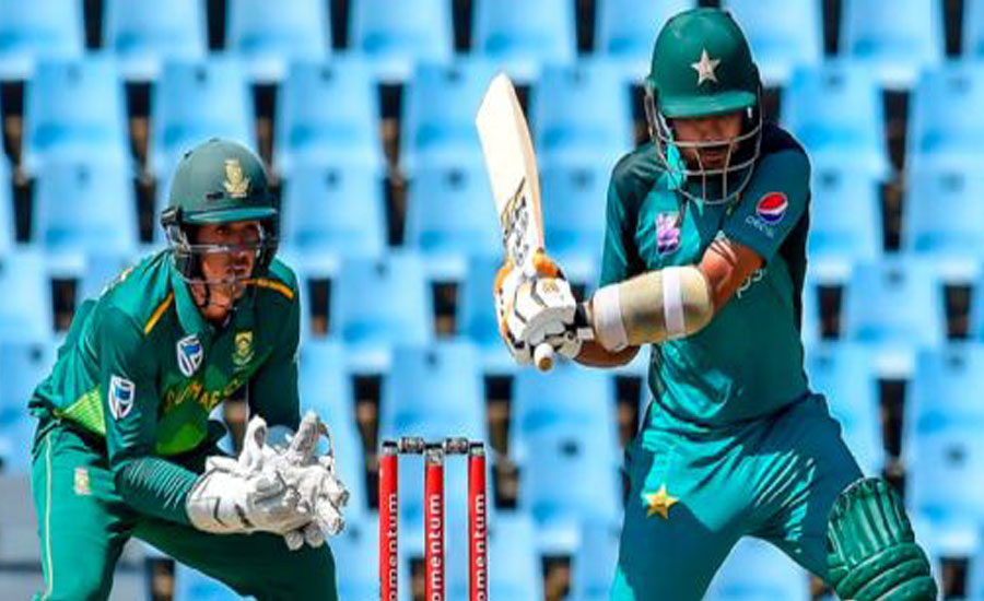 South Africa beat Pakistan in second T20, clinch series