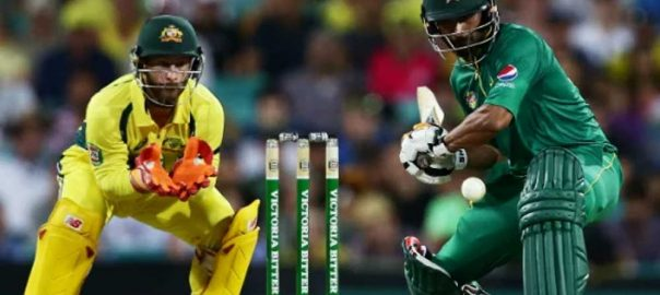 Pakistan Pakistan-Australia Australia ODI series ICC PCB