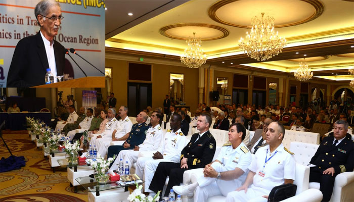Three-day Int'l Maritime Conference concludes at Karachi