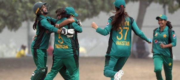Pakistan women West Indies Diana Baig Nashra Sandhu ICC ODI Series