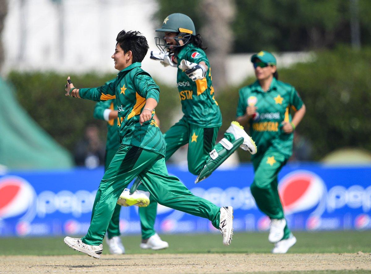 Pakistan Women beat West Indies 3rd T20I after Sarfraz's advises