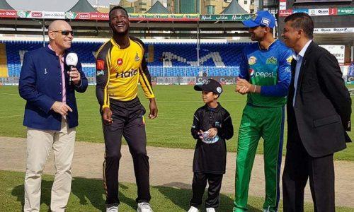 Peshawar Multan Multan Sultans Peshawar Zalmi PSL 4 PSL 2019