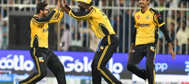 PSL HBL Peshawar Zalmi Karachi King
