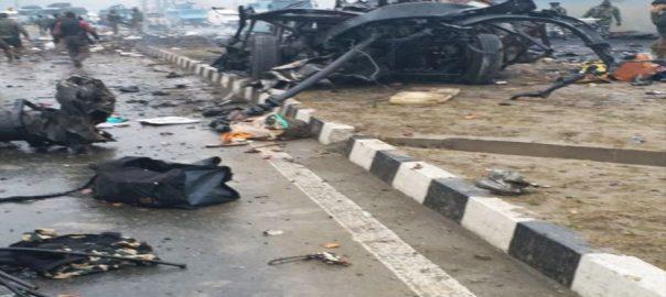 Indian Soldiers Pulwama car blast IHK IHK shutdown Pulwama blast