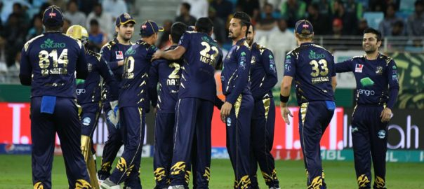 Quetta Gladiators, Multan Sultans, PSL 4, Sharjah
