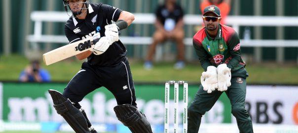 Ross Taylor ICC New Zealand ODI ODI runscorer Leading ODI