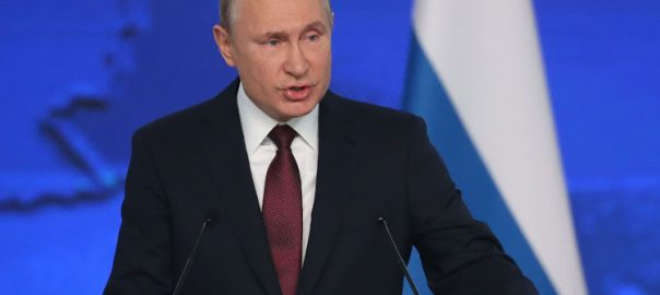 Nuclear Putin's Russian TV Russian US