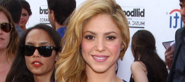 Shakira Tax fruad Spanish Court