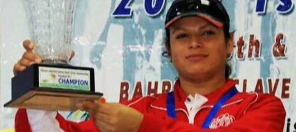 Sabiha Zahid Cancer 92 news Renowned Pakistani cyclist