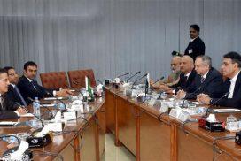 Saudi delegarion Saudi delegation billions of dollars Pakistani delegation Saudi Crown Prince