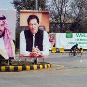 Saudi Crown saudi crown prince Salman PM Imrna KHan Saudi Arabia visit of saudi crown