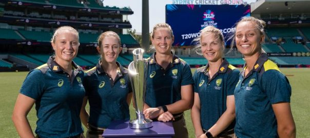 Tickets Australia's women T20 World Cup T20 World Cup Australian WOmen CRIcket ICC