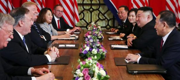 Trump, deal, Kim, sanctions, demand