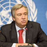 UN chief UN Secretary general Antonio Guterres Pakistan India Pulwama Attack UN Human Rights Kashmir Occuoied Kashmir